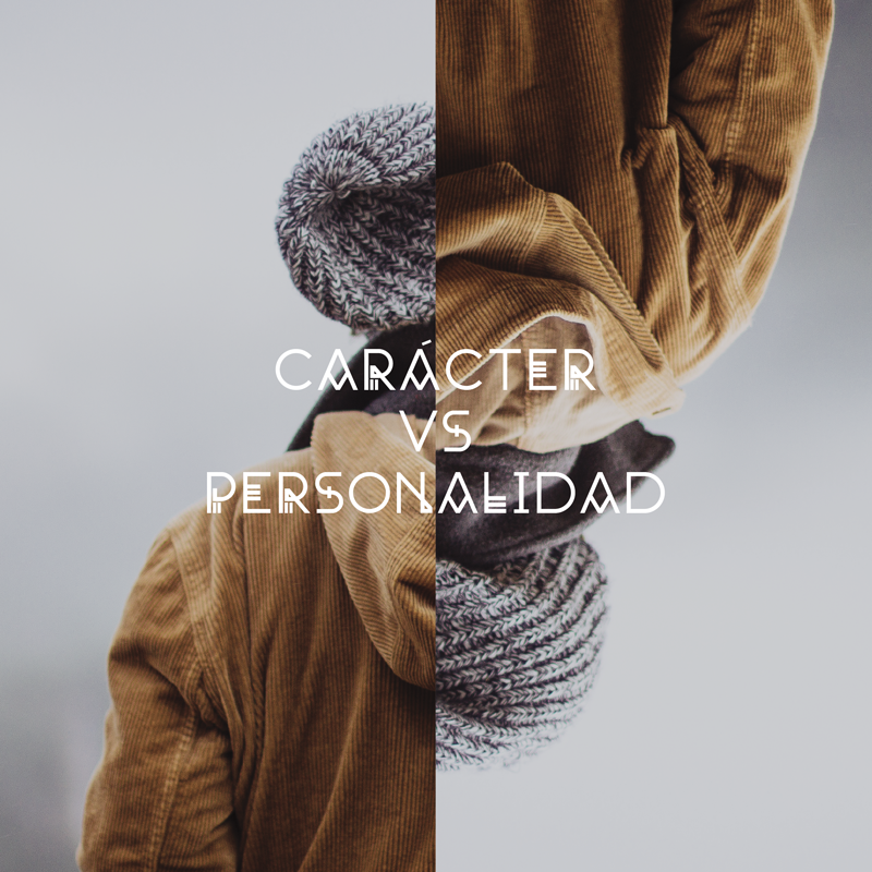 Carácter VS Personalidad: Melancólico