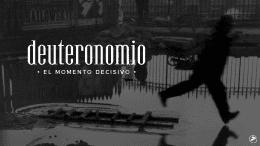 Deuteronomio – Pasado