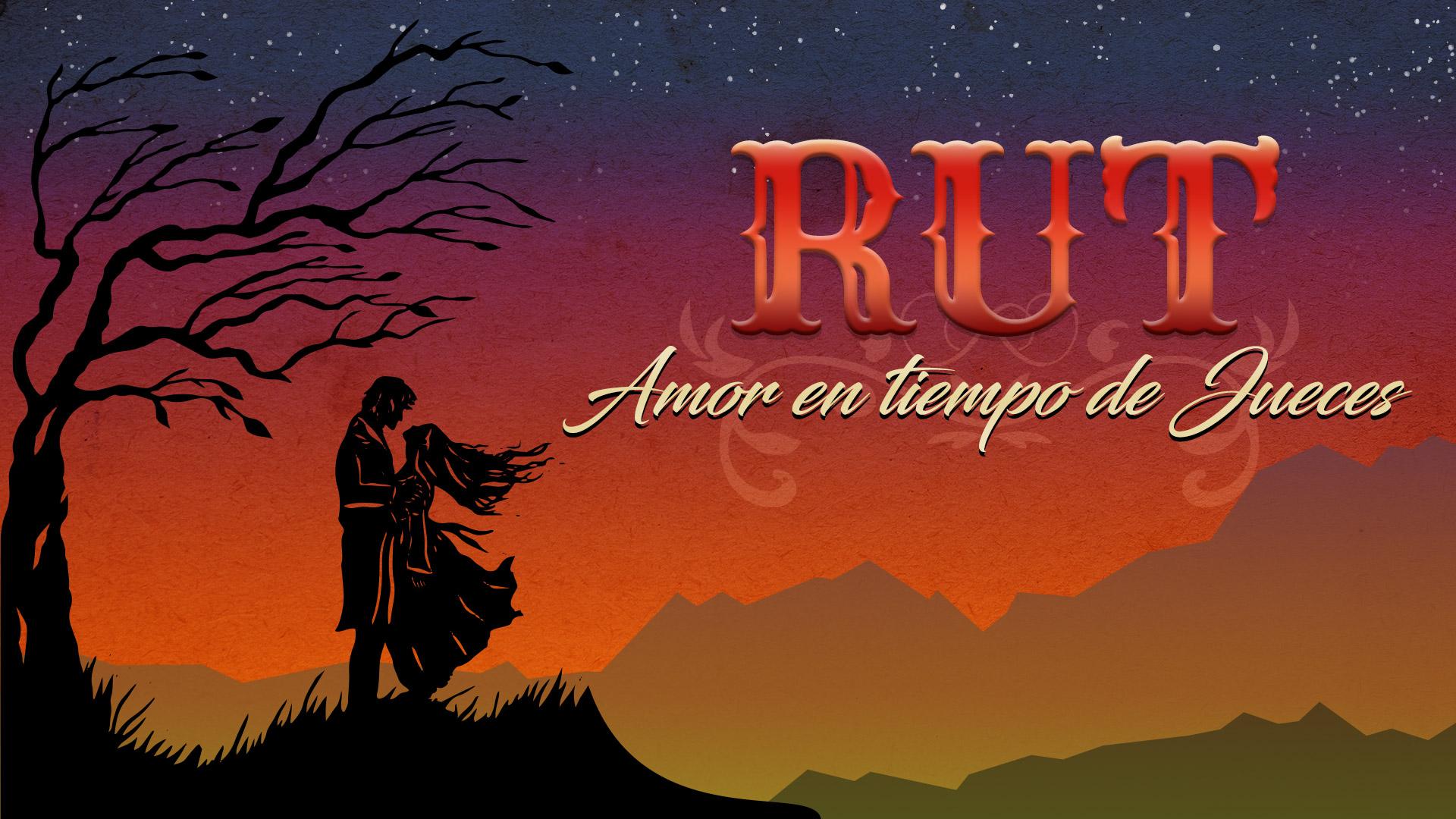 Rut - Dios bendiciendo personas, a través de personas.